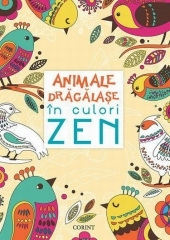Animale dragalase in culori Zen