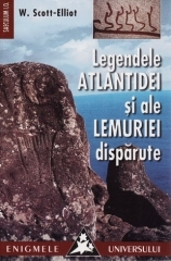 Legendele Atlantidei si ale Lemuriei disparute
