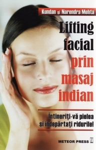 Lifting facial prin masaj indian