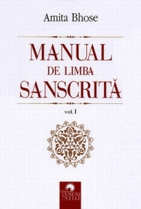 Manual de limba sanscrita, vol 1