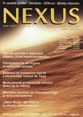 Nexus 1 - science & alternative news