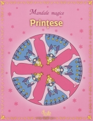 Printese - carte de colorat